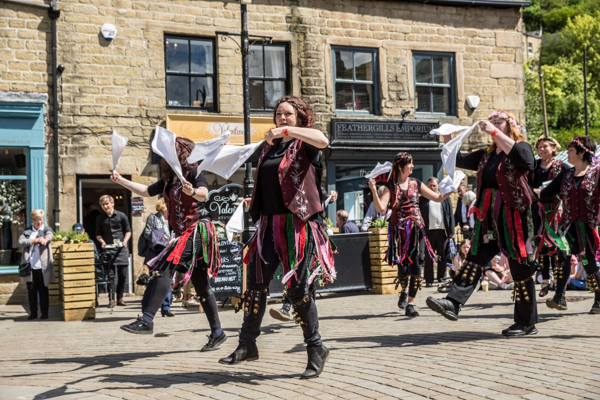 Hebden Bridge Folk Roots Festival