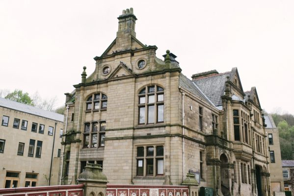 Hebden Bridge Town Hall