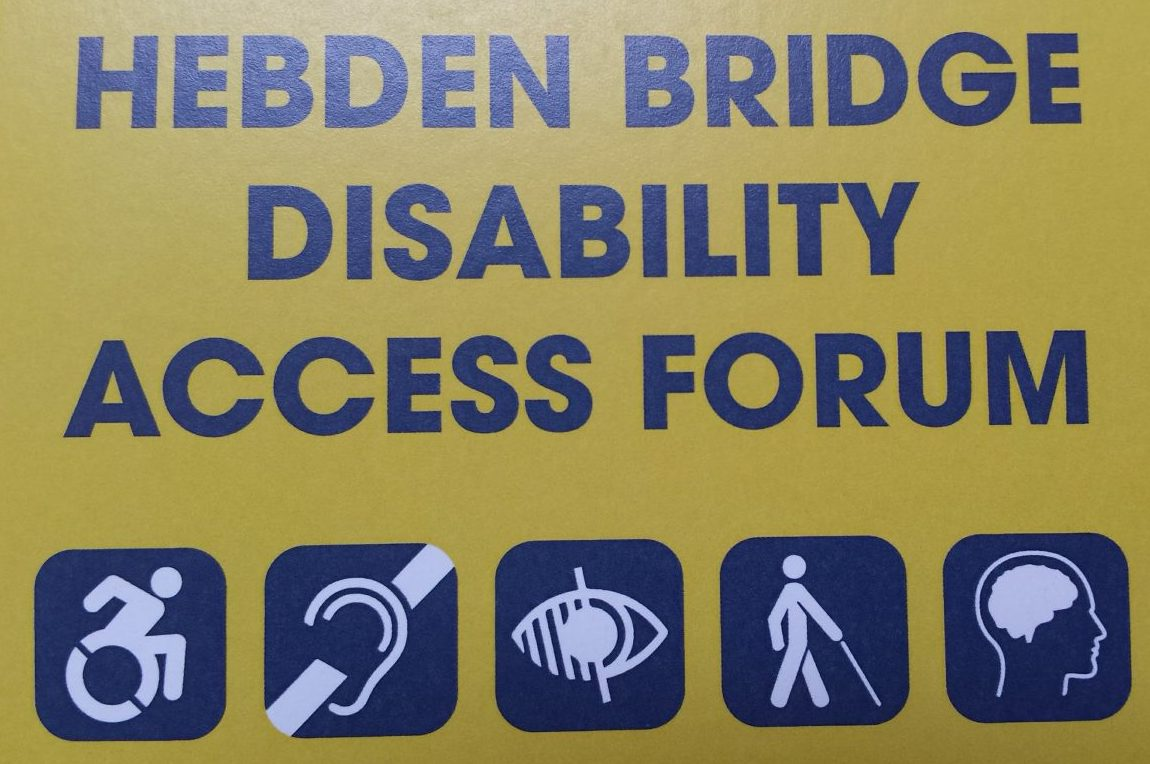 Hebden Bridge Disability Access Forum