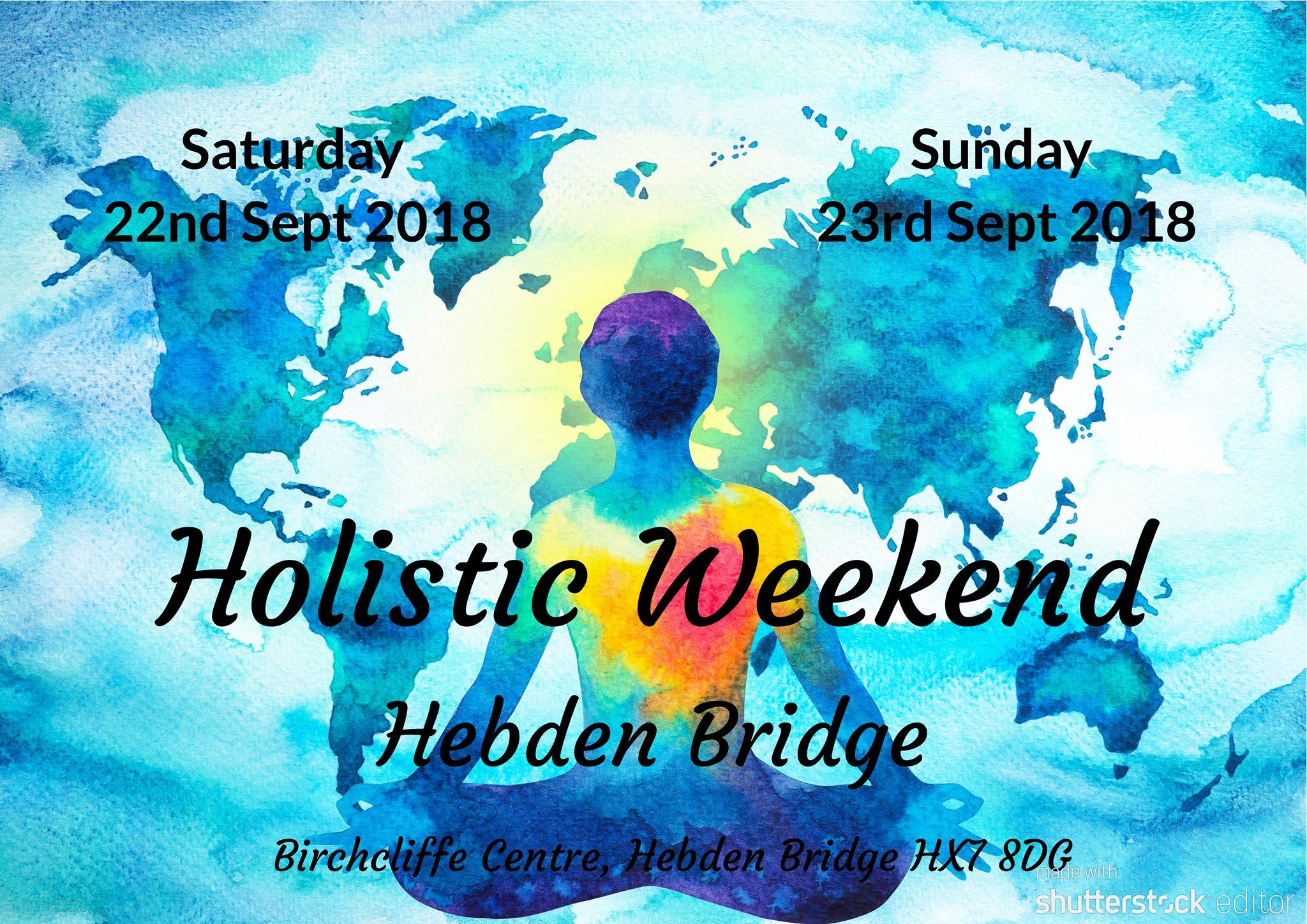 hebden's holistic weekend