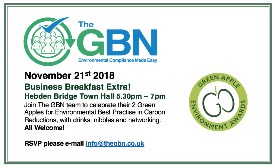 GBN Business Breakfast Extra