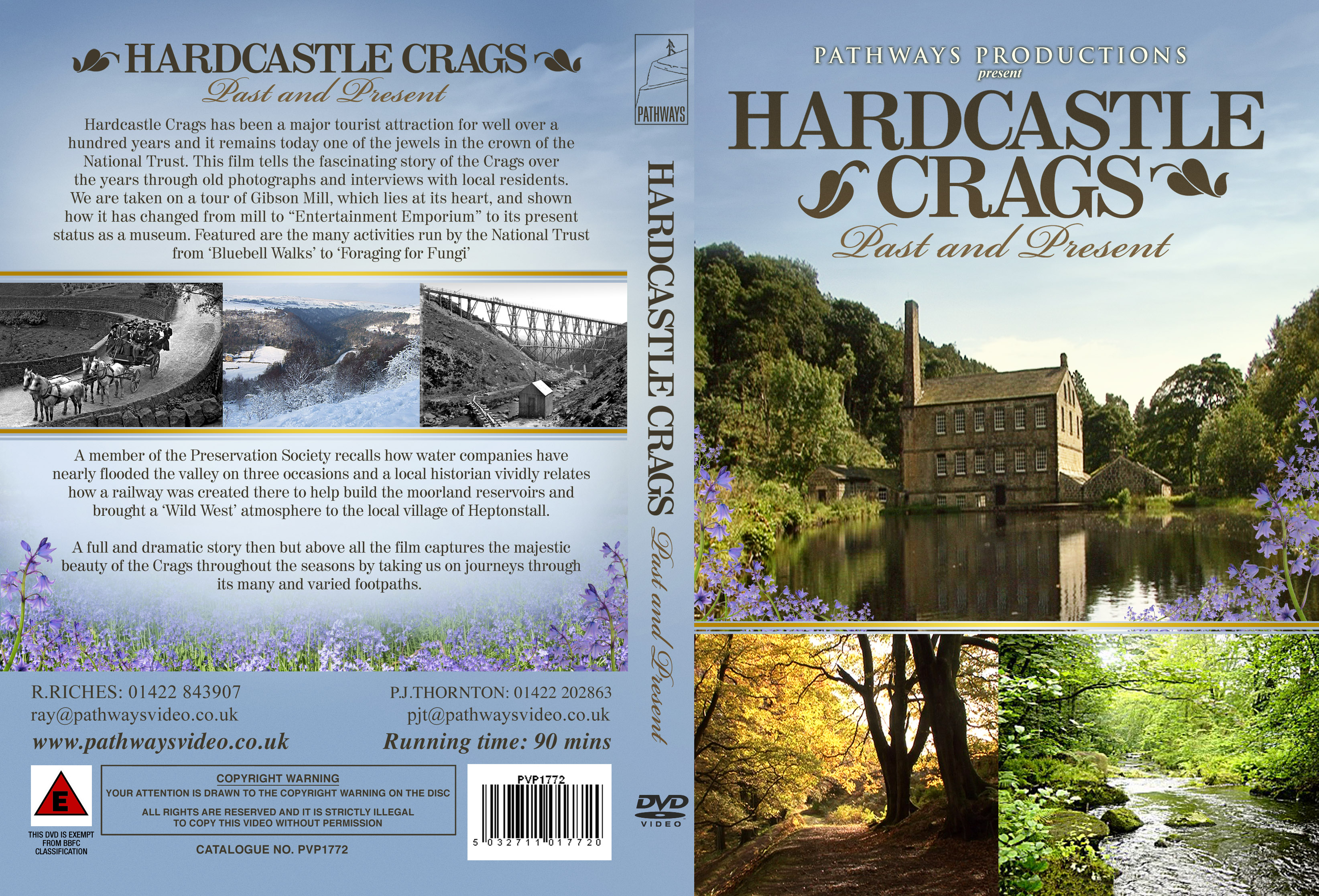 Hardcastle Crags by Pathways Productions