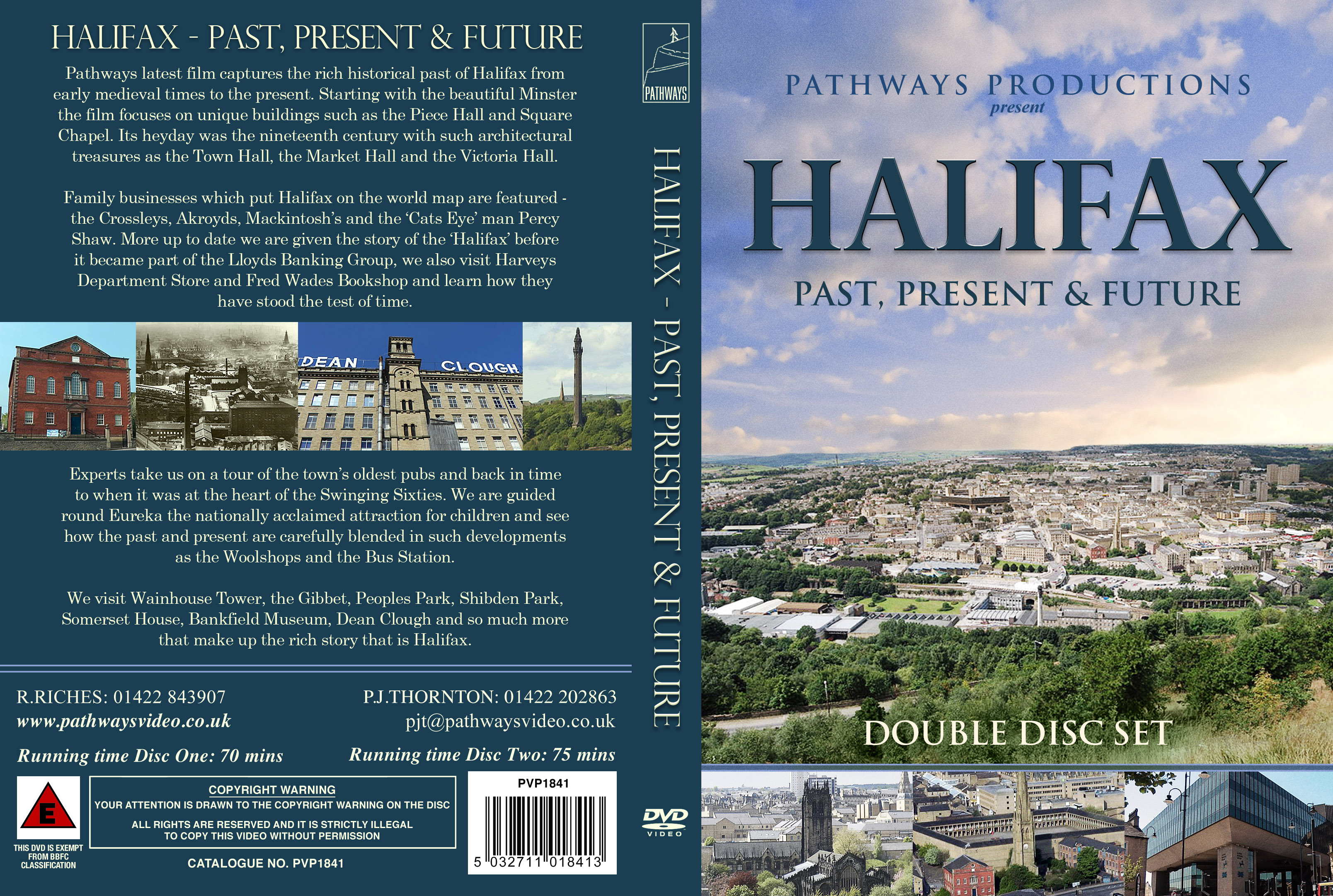 Halifax by Pathways Productions