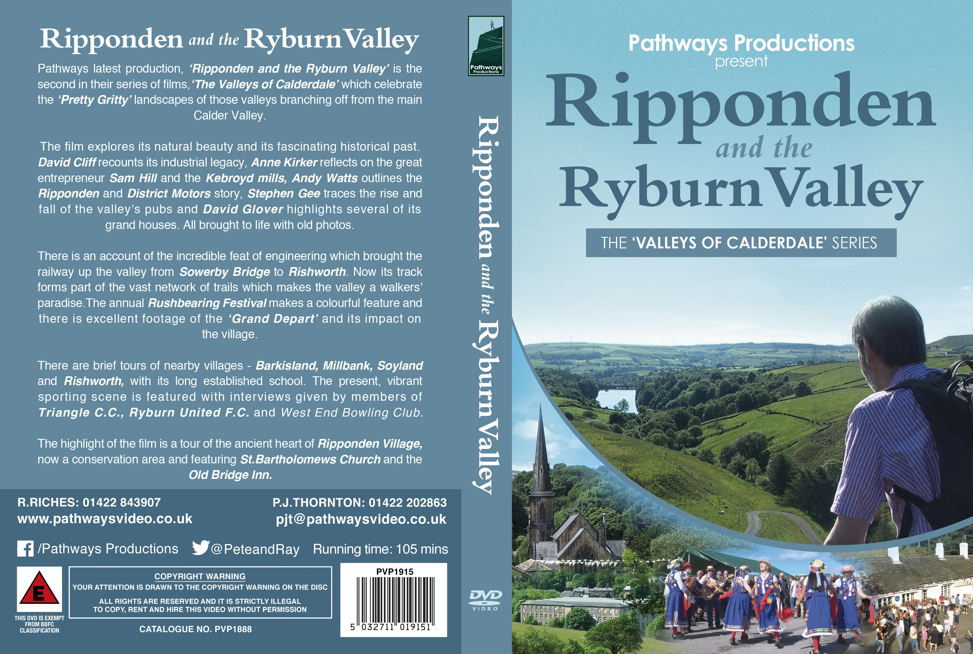 Ryburn Valley by Pathways Productions
