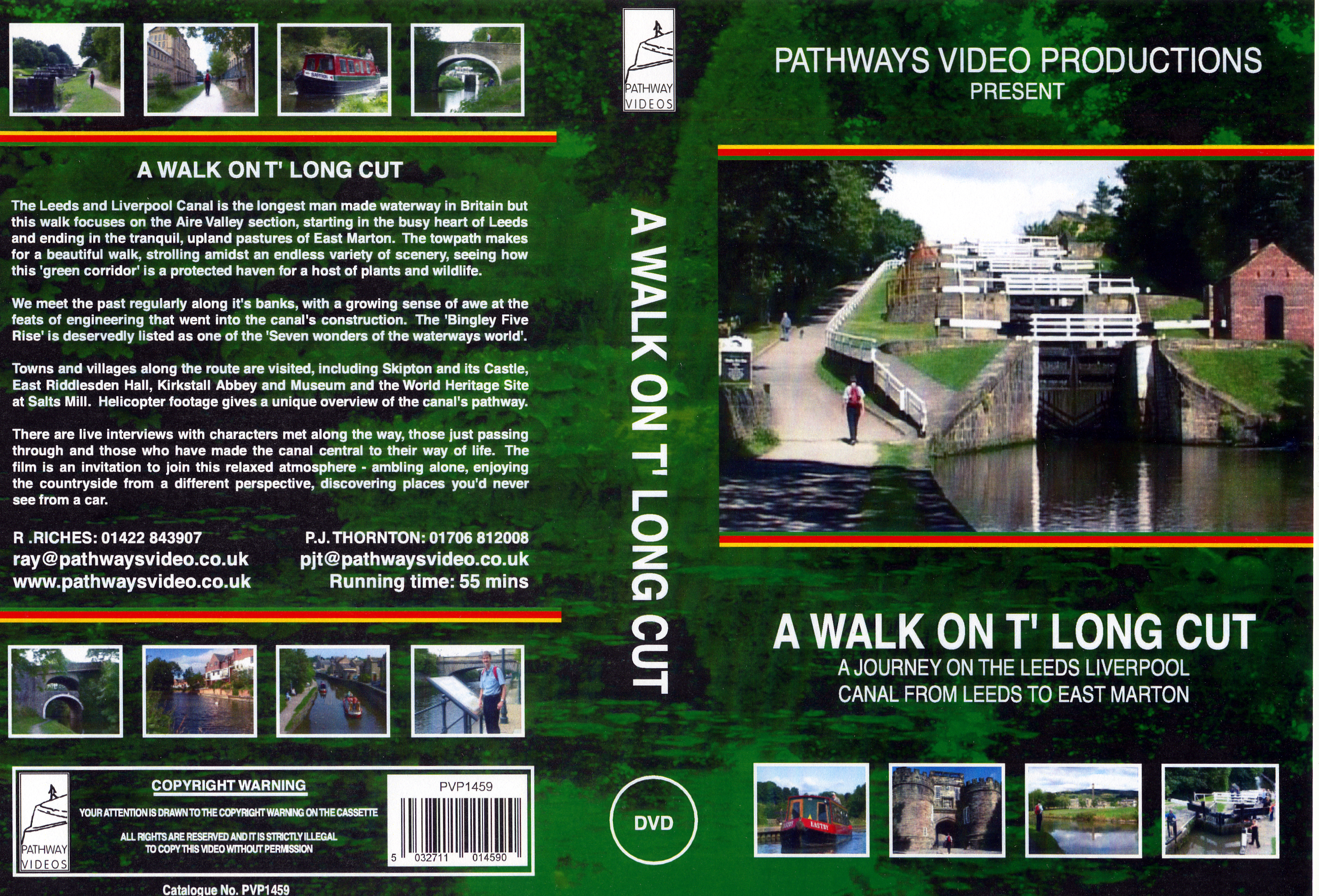 walk on t'Long Cut by Pathways Productions
