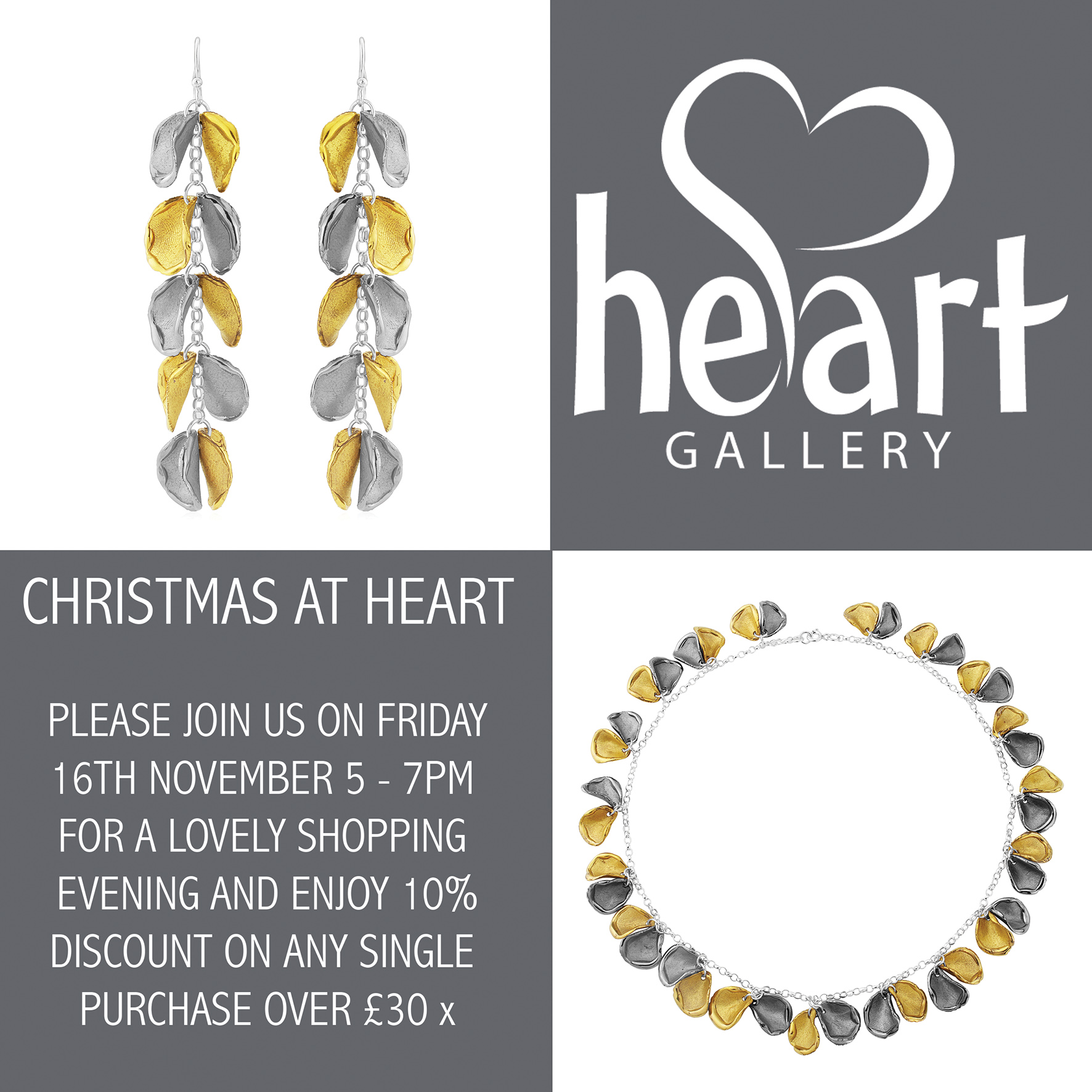 Christmas at Heart Gallery