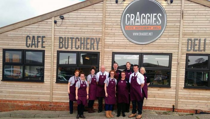 Craggies Cafe Butchery Deli