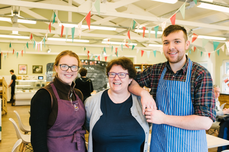 Craggies Farm Shop and Cafe Cragg Vale