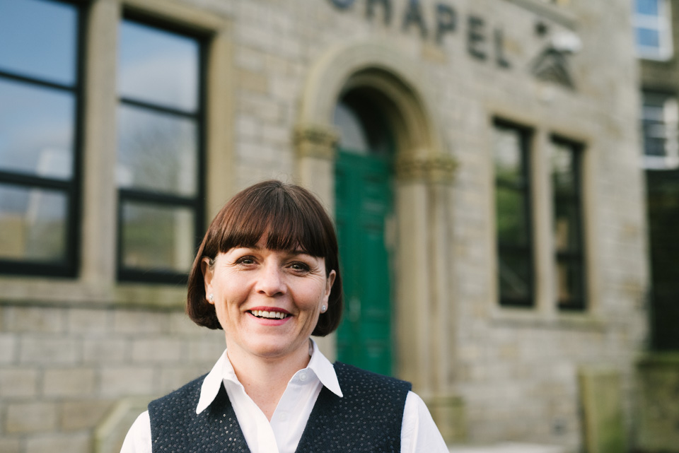 Heidi Bingham at The Chapel, part of The Craggs Country Business Park