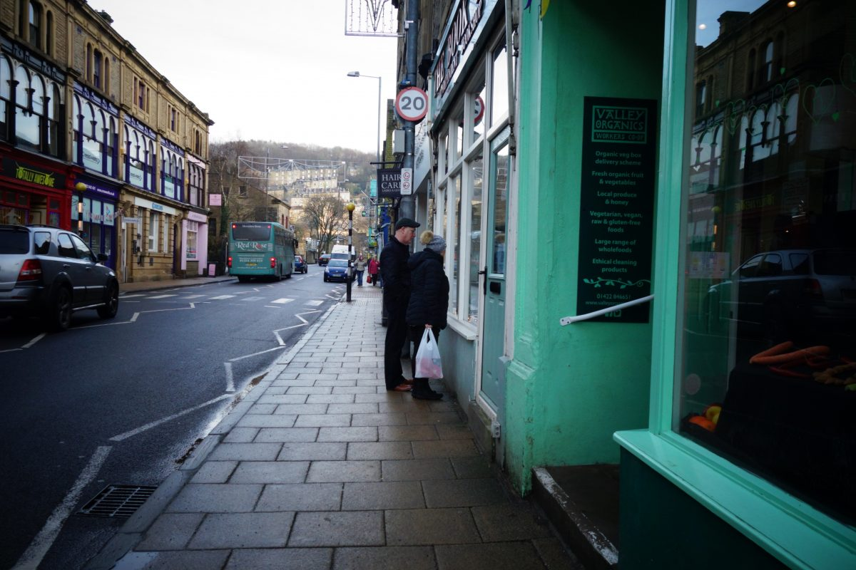 Hebden Bridge Street View