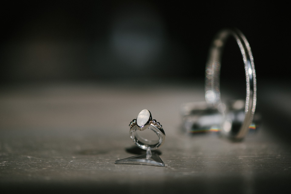 jewellery by Rebecca Lewis at heart gallery