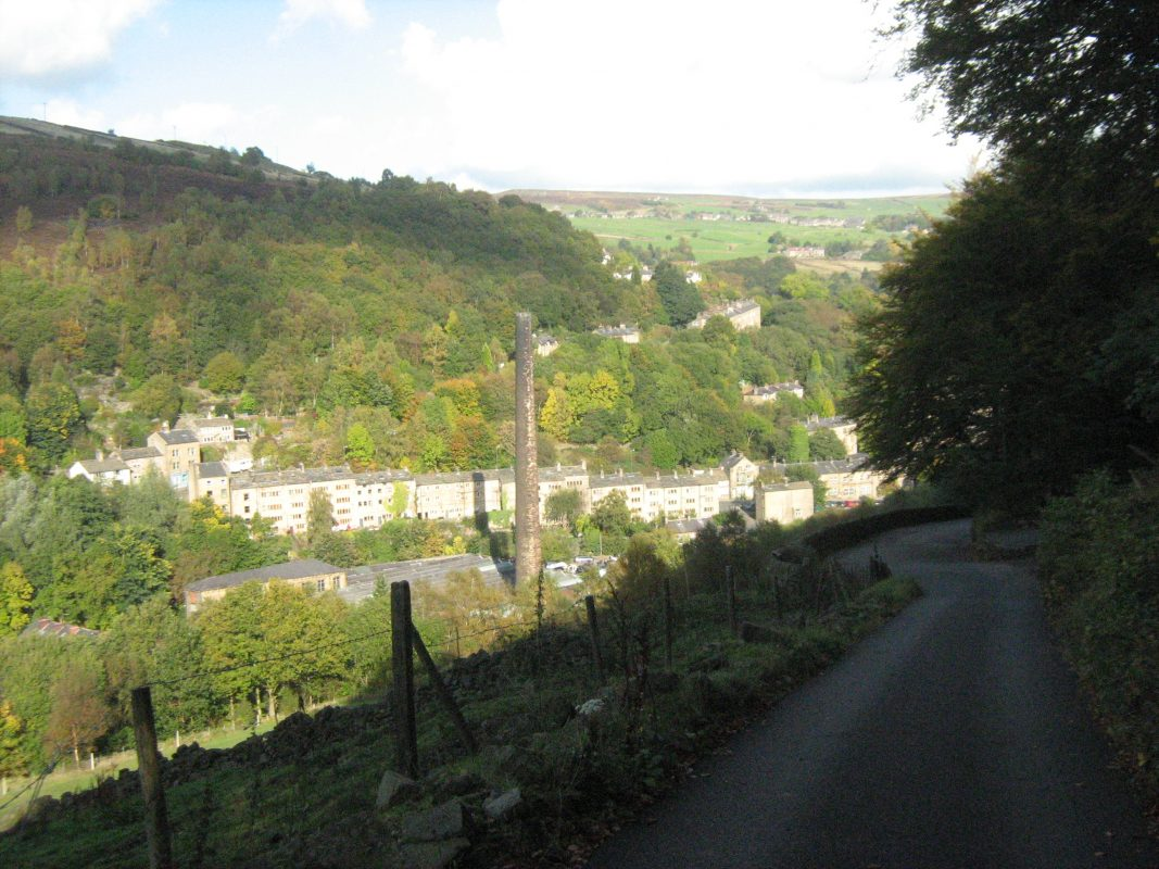 hebden bridge loop
