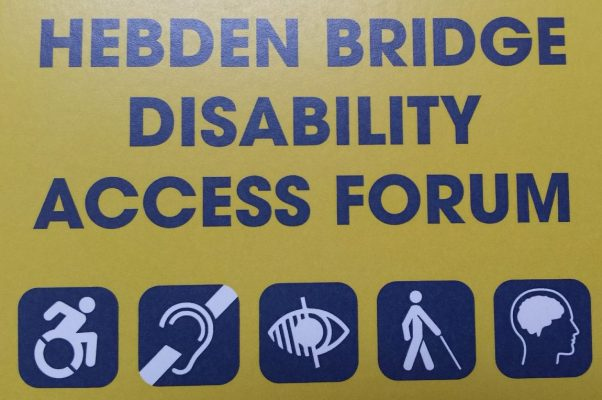 Hebden Bridge Disability Access Forum