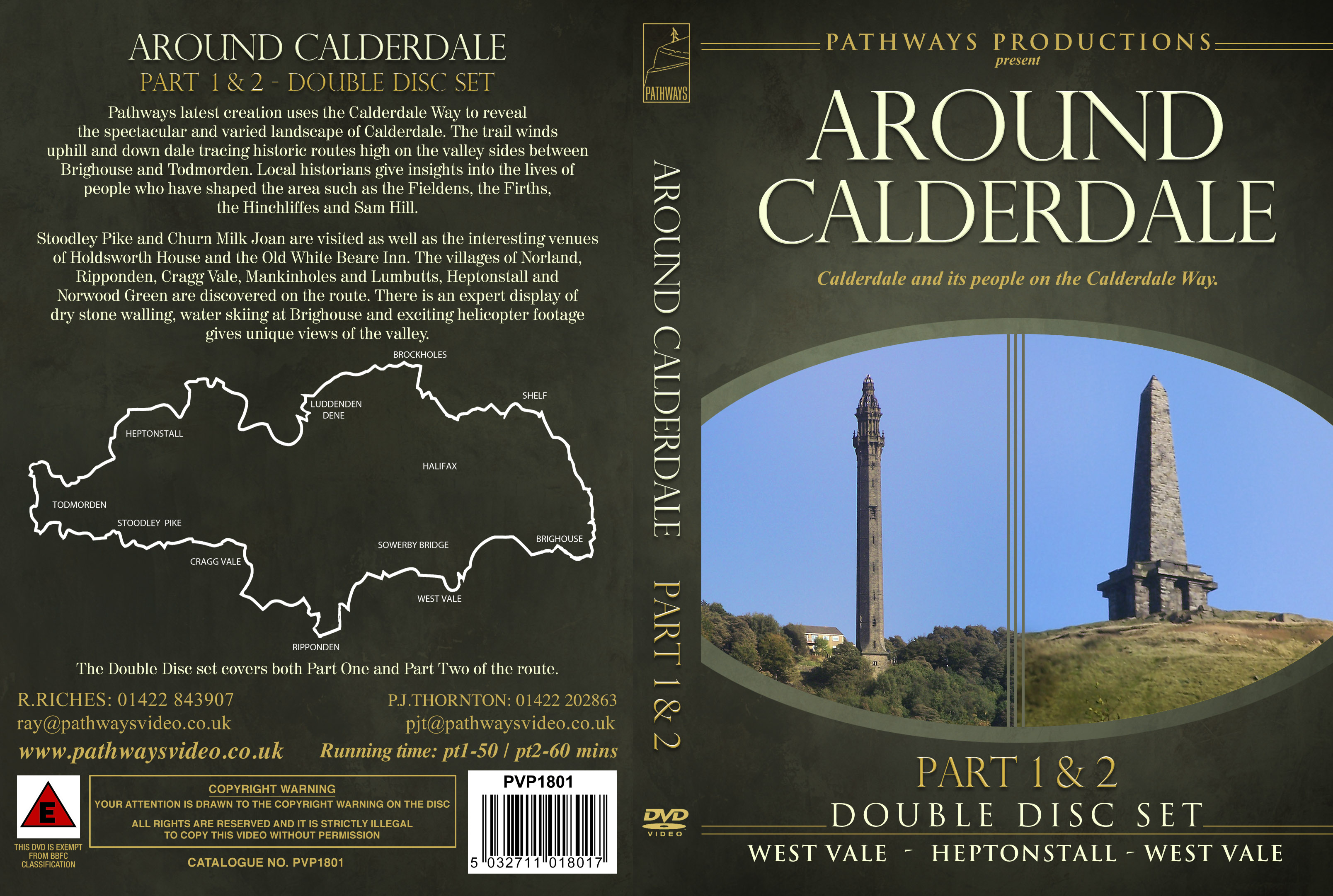 Around Calderdale by Pathways Productions