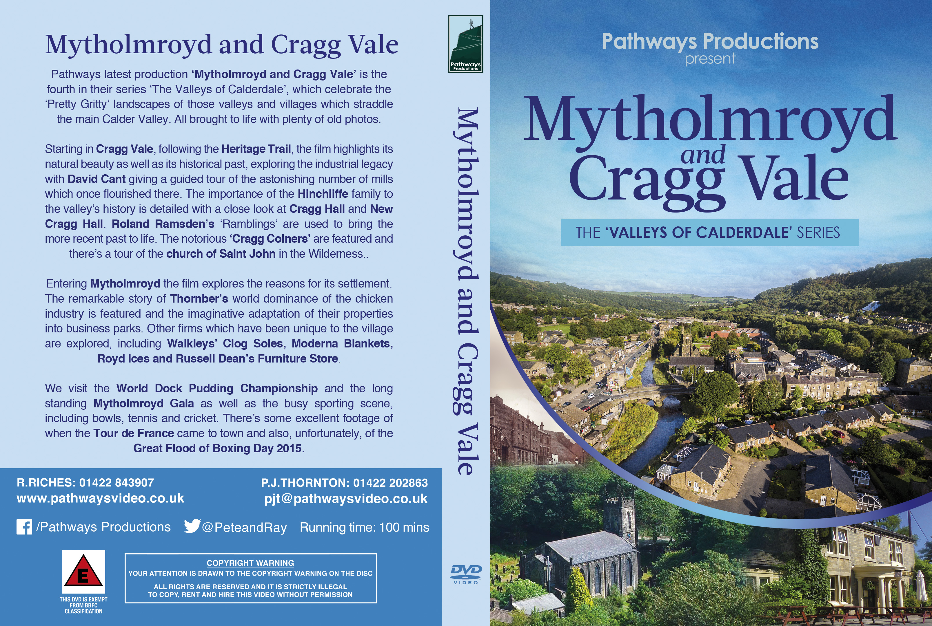 Mytholmroyd by Pathways Productions