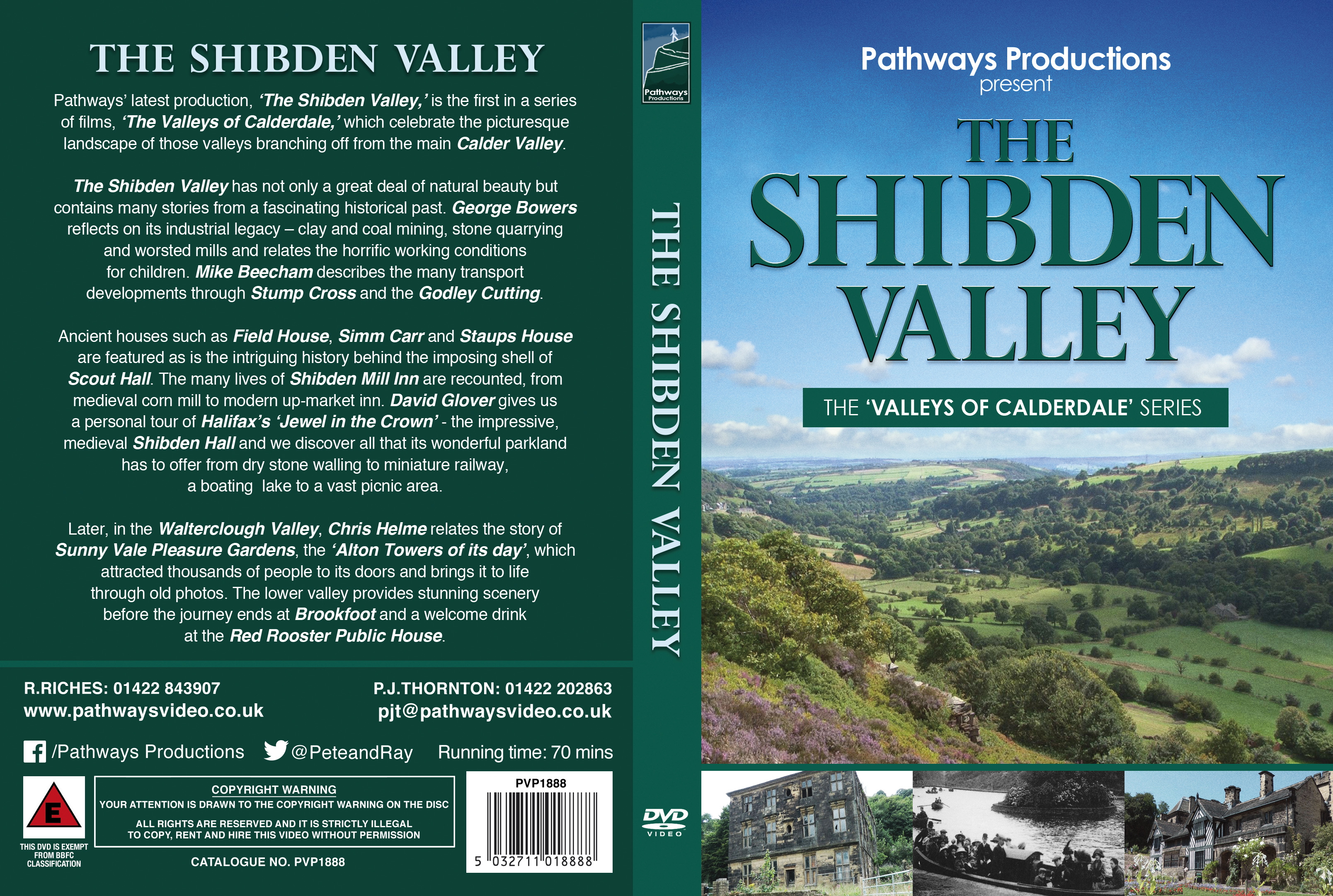 Shibden Valley by Pathways Productions