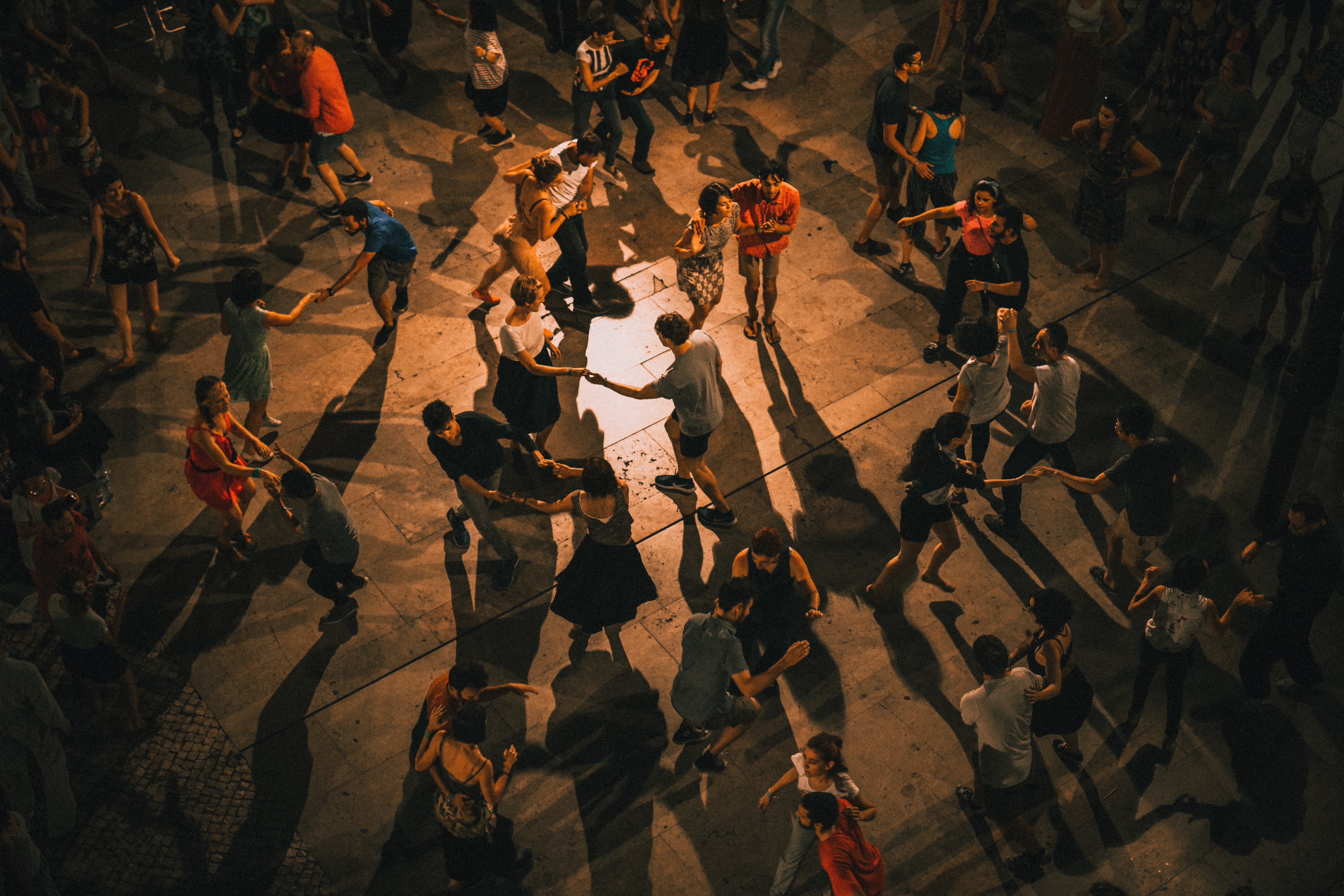 Ceilidh at Heptonstall