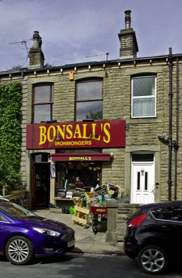 Bonsalls Hebden Bridge