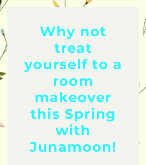 Junamoon Spring makeover blog