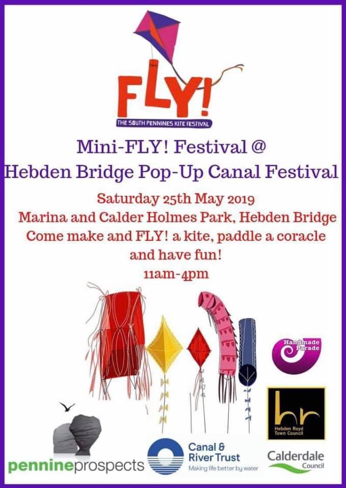 Mini FLY Festival Hebden Bridge