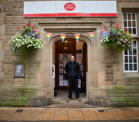 Hebden Bridge Post Office