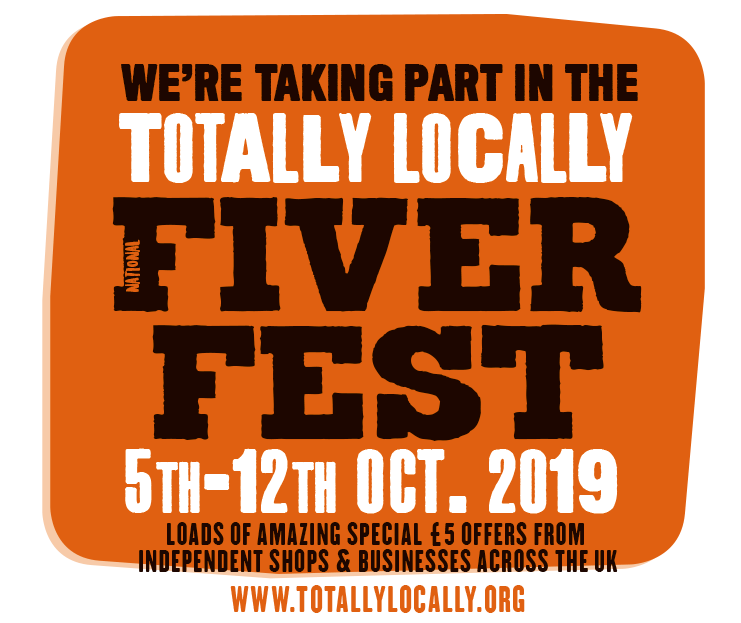 totally locally fiverfest