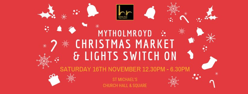 mytholmroyd christmas light switch on