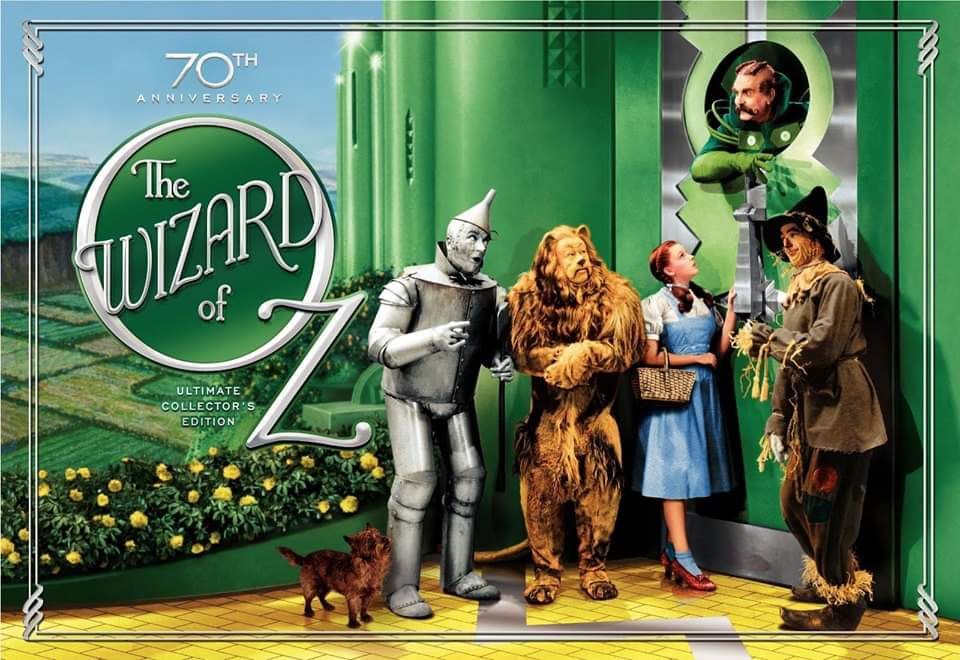 The Wizard of Oz Halloween/Christmas party!