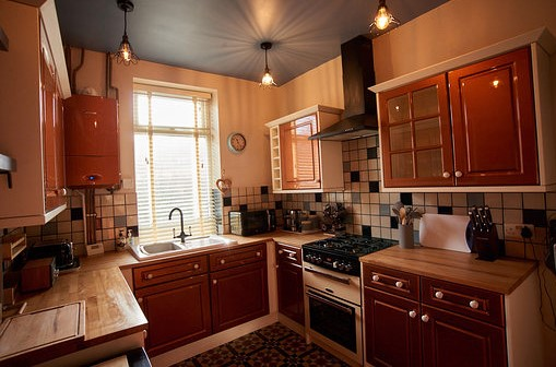 Hebden Royd House by Alex