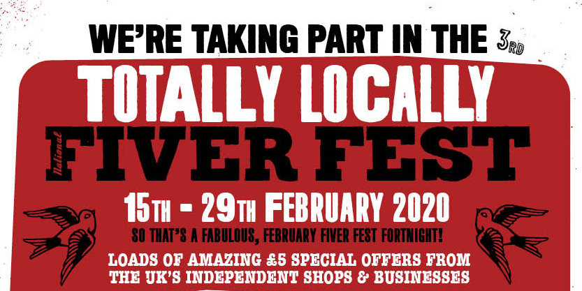 February totally locally fiver fest
