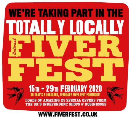Totally locally fiver fest february 2020