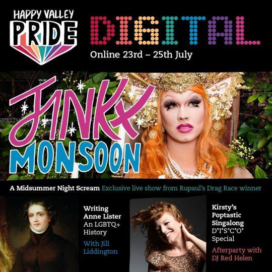 Happy Valley Pride Digital 2020
